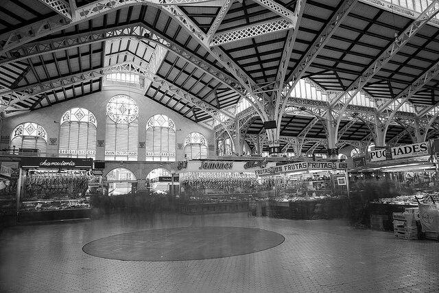 Mercado Central #Valencia