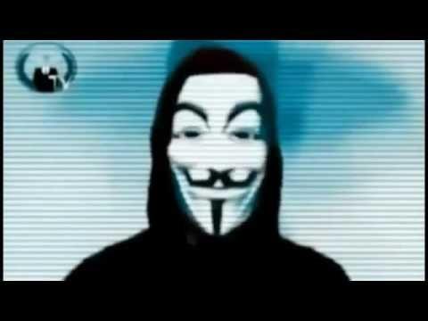 Anonymous Patriots News Message Hillary Clinton 2016 - YouTube