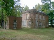 Preservation North Carolina - Historic Properties for Sale - Mt. Gilead Water Works Plant.  Old water works - think what you could do with this (and enough money!)