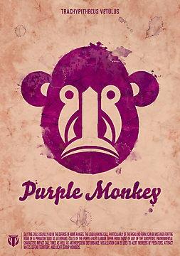 Purple Monkey I.
