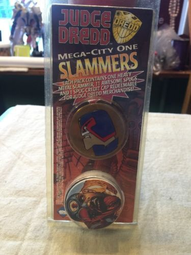 Judge Dread Mega City One Slammers