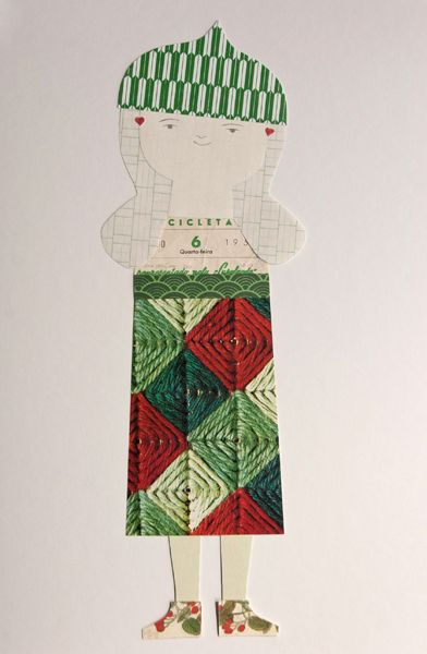 www.anaventura.com - paper dolls. 270 euros.