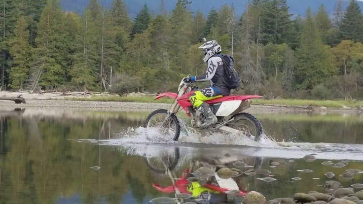 ATV River Crossing Fun.