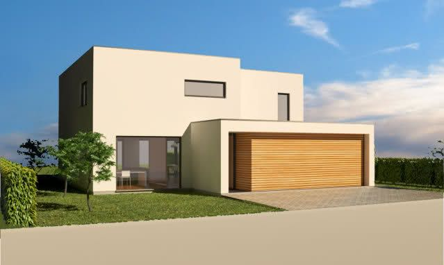 Les 25 meilleures id es concernant crepi maison sur pinterest porche d 39 t balan oires du - Moderne buitenkant indeling ...