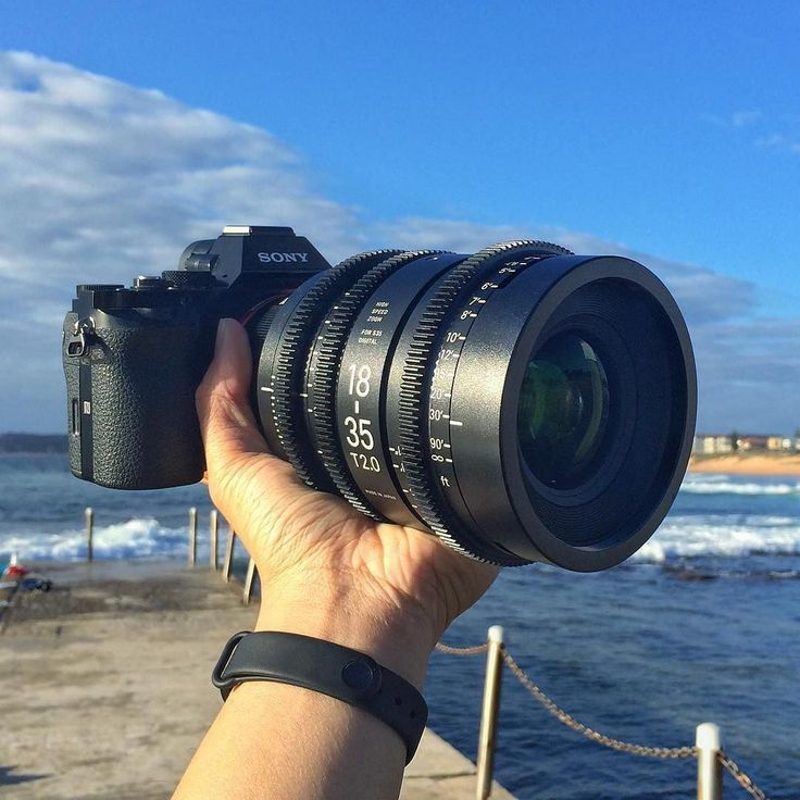 Sigma Cine 18-35mm for Sony E-mount