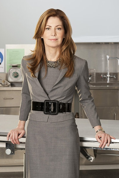 I like how they dress Dana Delany in Body of Proof