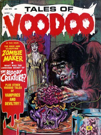 Tales of Voodoo - Volume #5 Issue #1 (Jan. 1972)