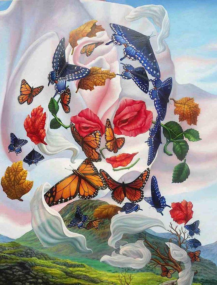 The Art of Imagination by Ignacio Nazabal | Abduzeedo Design Inspiration & Tutorials