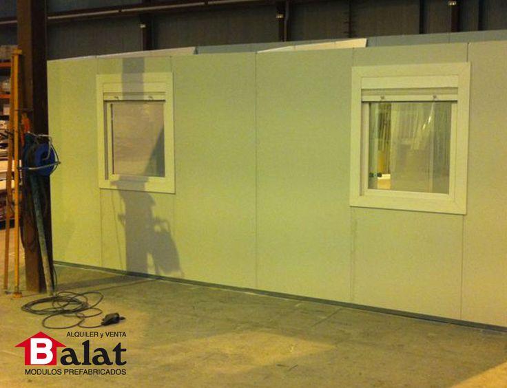 Arquitectura modular construcci n de casa prefabricada for Construccion de modulos comerciales