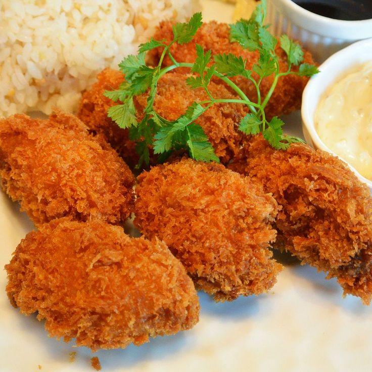 ASCII.jp:カキフライが食べ放題!専門店激ウマランチが超オトク|寅年生まれ肉食ナベコの「なんでも食べてみる」