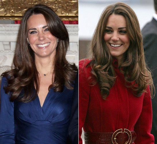 Kate Middleton hair tutorial - I'm not a big celebrity watcher, but I really like Kate. :-)