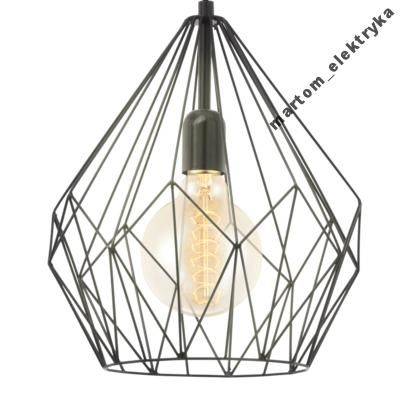 LAMPA METALOWA VINTAGE LOFT RETRO INDUSTRIAL 49257