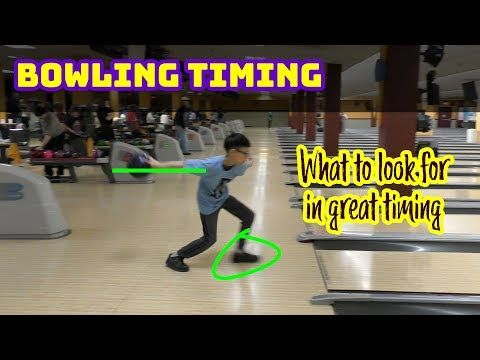 Tips On Bowling Timing | How To Improve Your Approach and