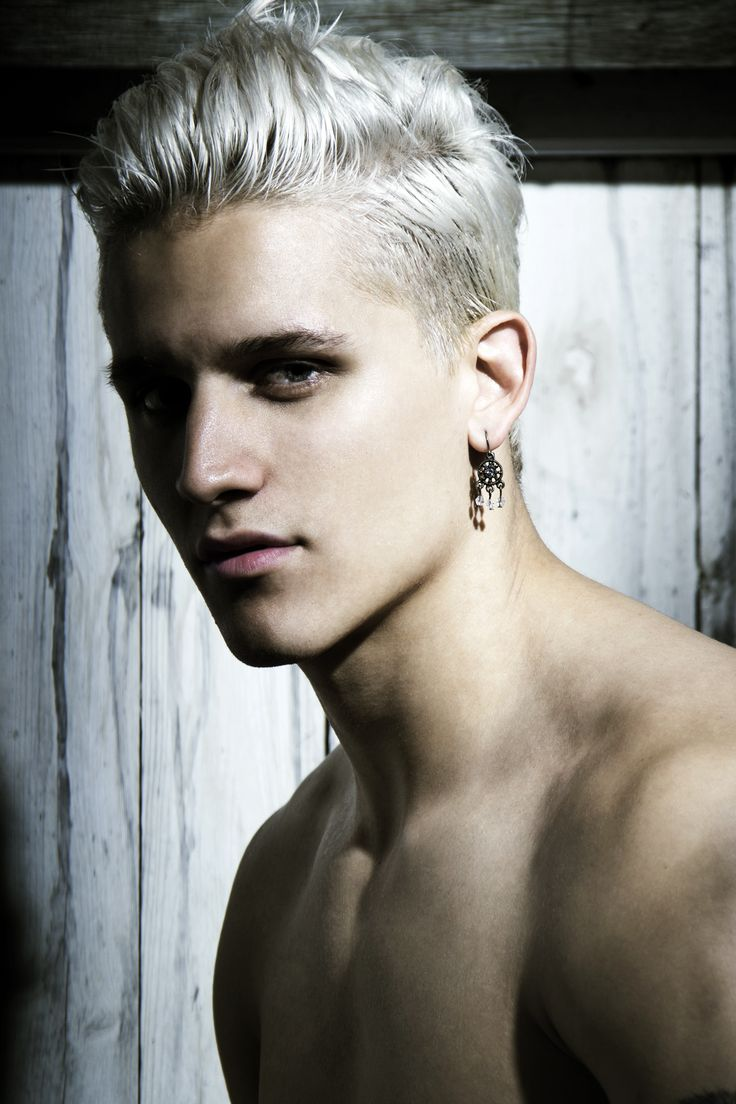 Love White hair | HAIR Styles MEN | Pinterest | Colors ...