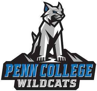 wolnews penn college unveils new wildcat athletics logo