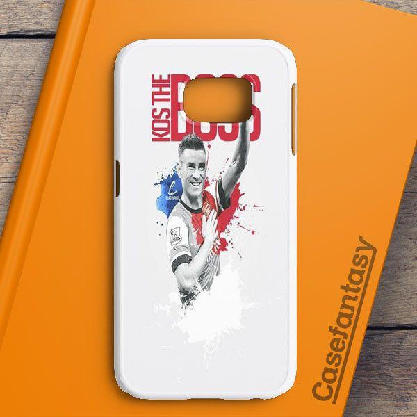 Laurent Koscielny Samsung Galaxy S6 Edge Case | casefantasy