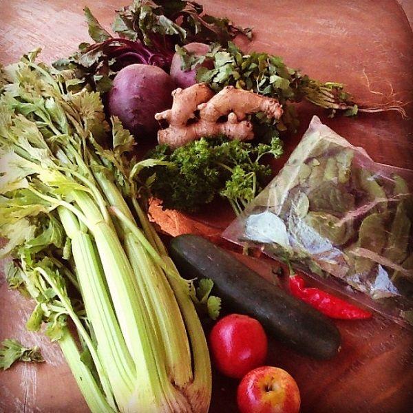 Raw Vegan Challenge Day 12