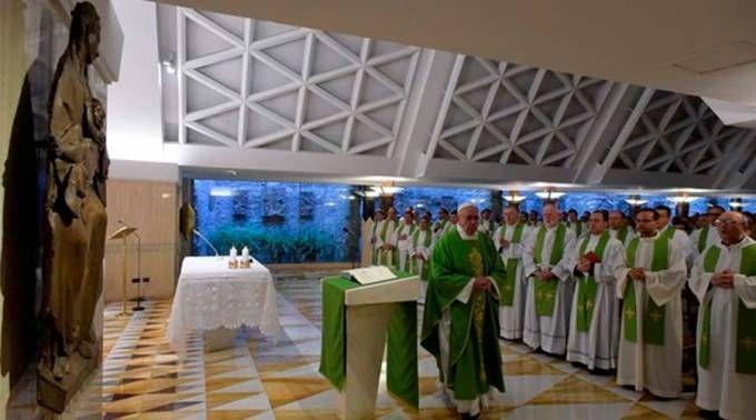 El Papa Francisco alerta del peligro que comienza con el resentimiento y los celos