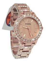 rose gold fossil watch for women - Google Search this is my new watch