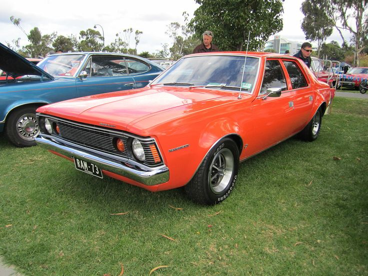 Rambler Hornet (an AMC Hornet assembled by AMI)