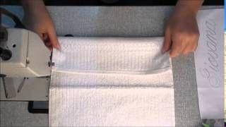 Como cortar um conjunto de banheiro, passo a passo com Cony   Cantinho do Video…