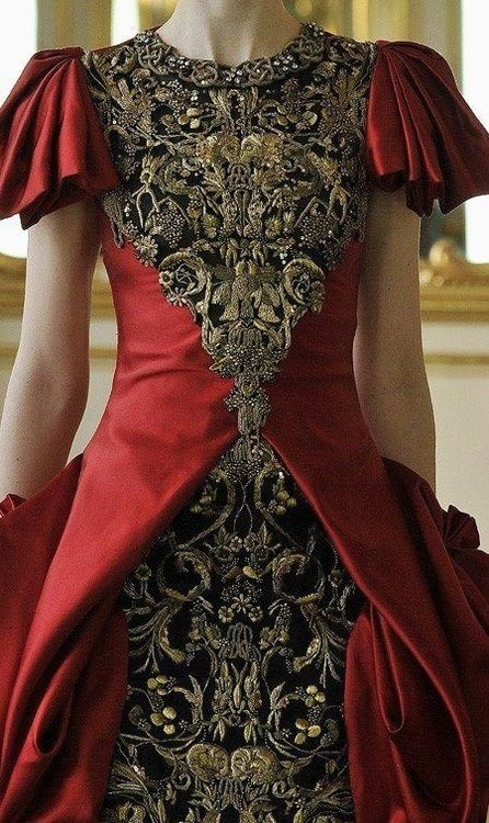 Alexander McQueen.  Some of his fashions may be impractical, but they are SO Gorgeous!