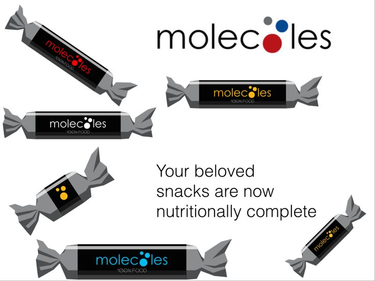 Molecooles - nutritionally complete snacks project video thumbnail