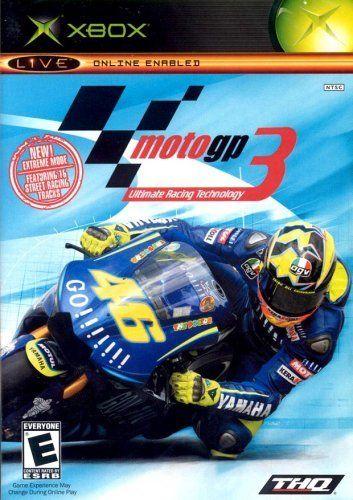MotoGP 3 - Xbox Game