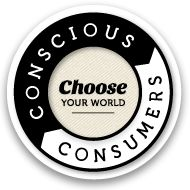 Conscious Consumers - Choose your world