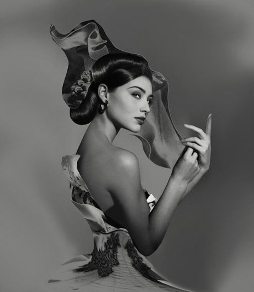 Claire Forlani by Edland Man - great pic, looks like old Hollywood!