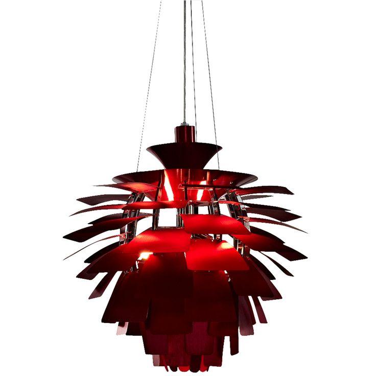 Petal chandelier by lexmod