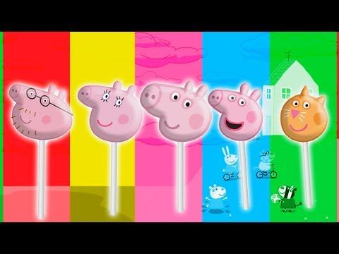 Peppa Pig Finger Family  Lollipop | Nursery Rhymes Lyrics - RoRo Fun Channel Youtube  #Masha   #bear   #Peppa   #Peppapig   #Cry   #GardenKids   #PJ  Masks  #Catboy   #Gekko   #Owlette   #Lollipops  #MashaAndTheBear  Make sure you SUBSCRIBE Now For More Videos Updates:  https://goo.gl/tqfFEb Have Fun with made  by RoRo Fun Chanel. More    HOT CLIP: Masha And The Bear with PJ Masks Catboy Gekko Owlette Cries When Given An Injection  https://www.youtube.com/watch?v=KVEK6Qtqo9M Masha And The…