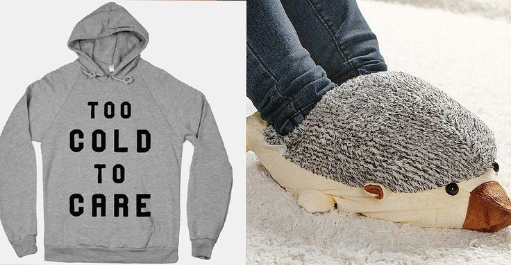 22 Insanely Cozy Things That'll Make You Crave Colder Weather | Sweater weather is the best weather.