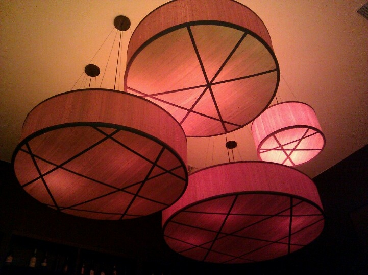 Papyrus Chandeliers