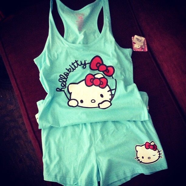 Hello kitty nighties