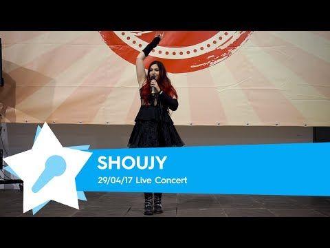 Shoujy - 29/04/17 Live Concert [Live @ Napoli Comicon 2017] - YouTube