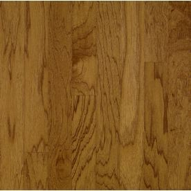 Bruce America S Best Choice 3 25 In Oxford Brown Hickory Solid Hardwood Flooring 22 Sq Ft Abc3717