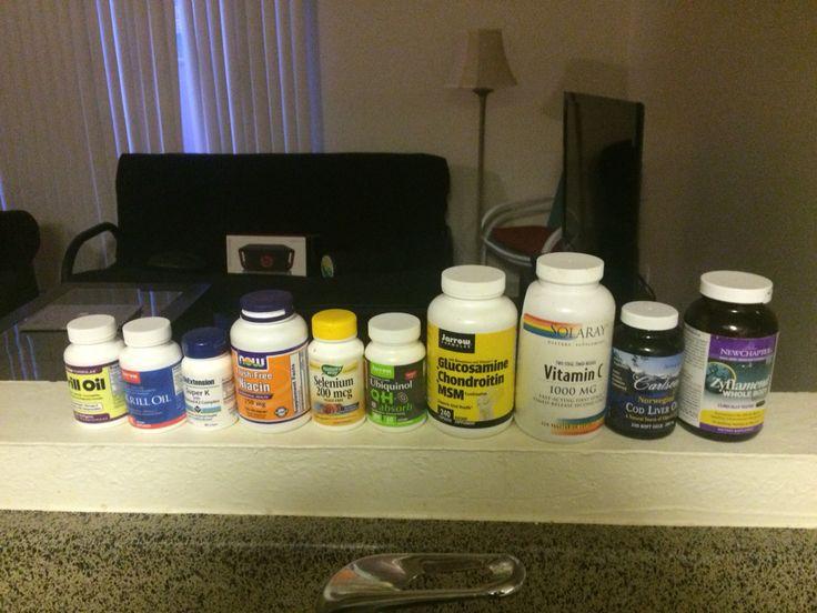 Supplements #supplements #paleo #health
