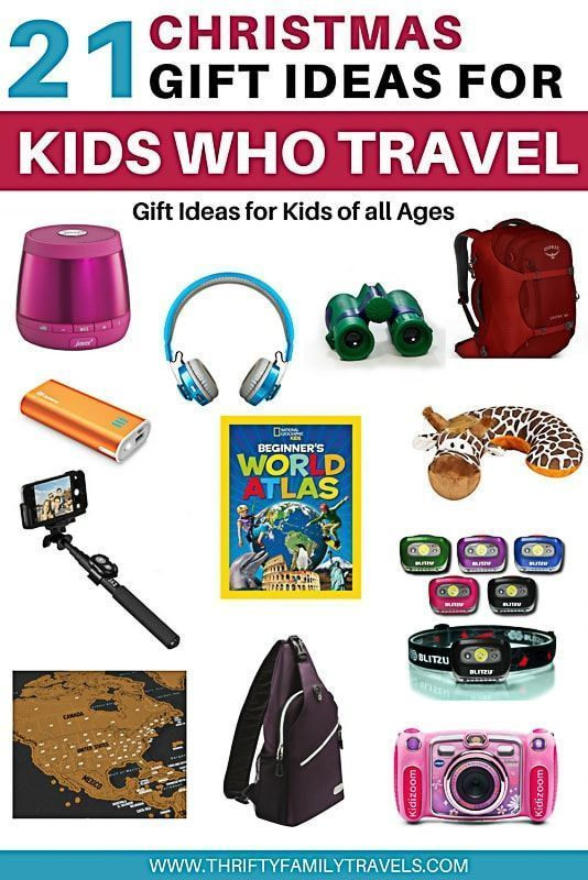 2019 Christmas Travel Ideas With Kids Best Travel Gifts for Kids 2019   Must Haves   Family Travel Gear