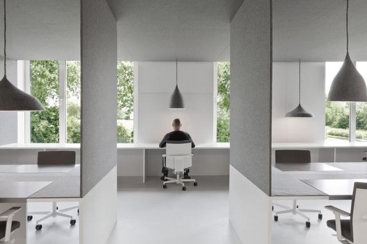 :: STUDIOS :: beautiful office interior Office 04 / i29 | interior architects #studios