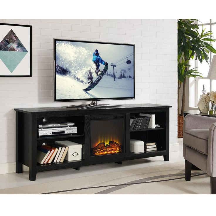 Fireplace Design fireplace stands : 8 best images about Tv stand on Pinterest