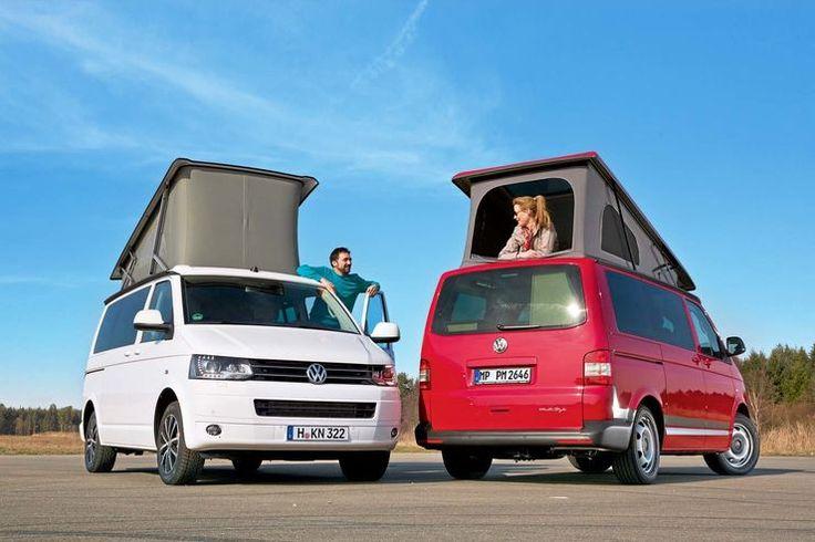Der neue Reimo Multi Style zeigt, dass man in einem VW-Bus Einzelbetten und ein Toilettenabteil unterbringen kann. Ist er deshalb die bessere Alternative zum beliebten VW California?