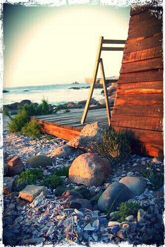 The Beach camp, Paternoster