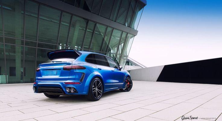TechArt Magnum bazujący na Porsche Cayenne Turbo my15.  Rozbudowany aerokit, wzrost mocy do 700 KM oraz szeroka personalizacja za pomocą nowych felg, dodatków z włókna węglowego czy elementów wnętrza.  Sprawdź jak może zmienić się Cayenne!  Oficjalny Dealer TECHART w Polsce GranSport - Luxury Tuning & Concierge http://gransport.pl/index.php/techart.html