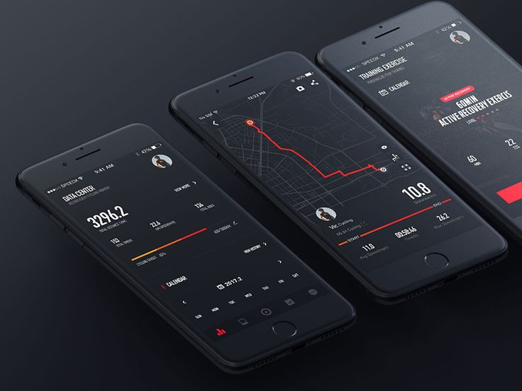 SpeedX Cycling App