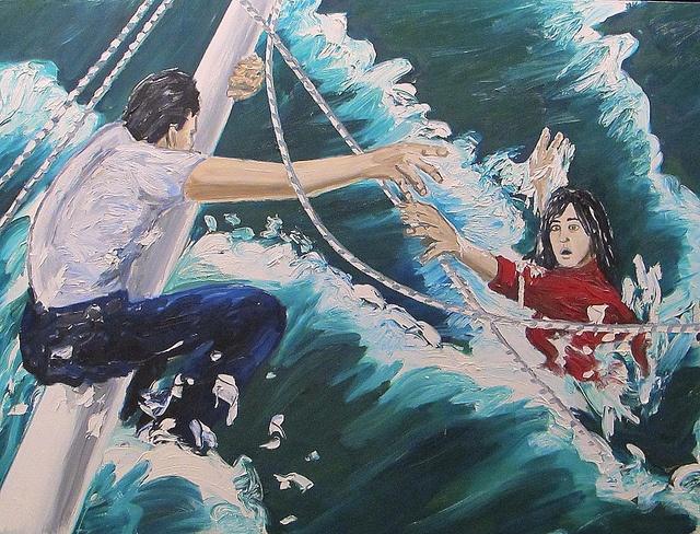 The Rope (1984) Richard Bosman