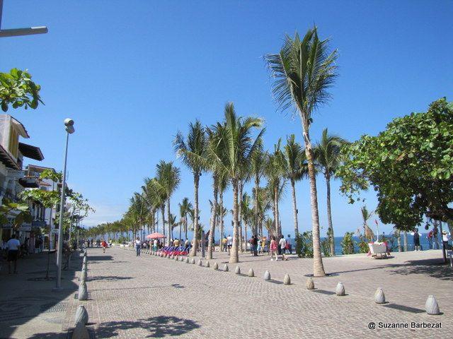 Take a virtual stroll along the malecon in Puerto Vallarta