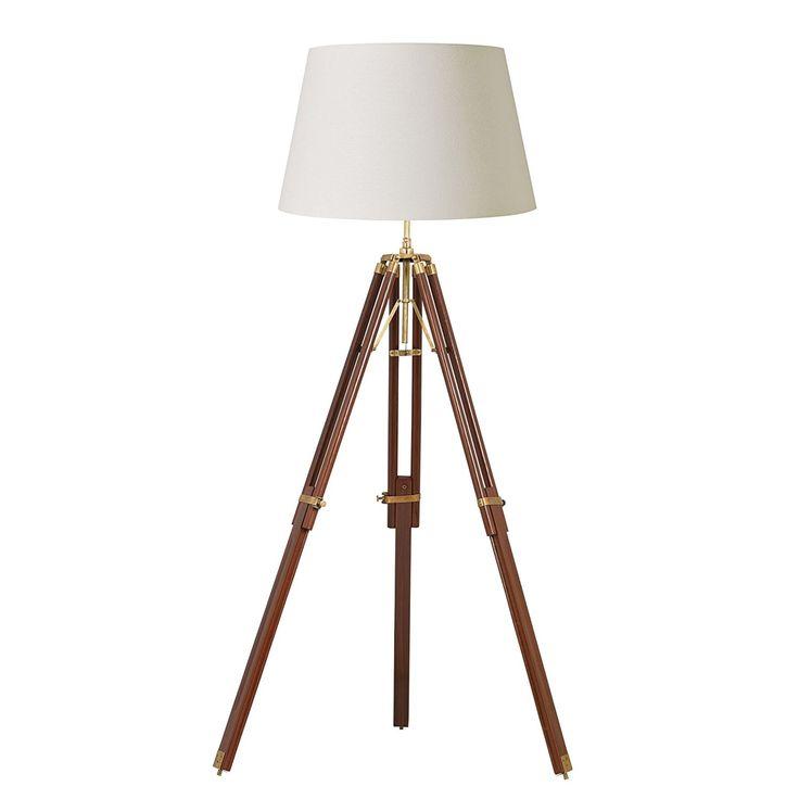Tripod floor lamp amazon co uk lighting