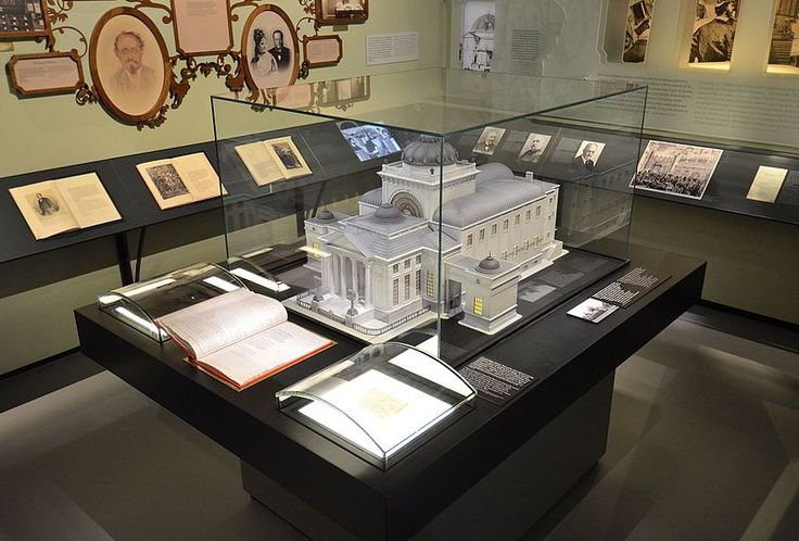 Plik:Great Synagogue Museum of the History of Polish Jews in Warsaw.JPG
