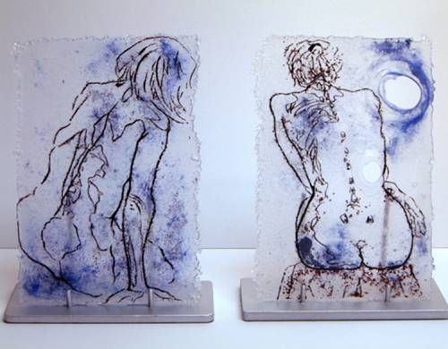 Photos Vivastreet photo1 Kiln Formed Glass Courses- Courses in Fused & Cast Glass